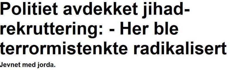 dagbladet fredag 9 januar 2015